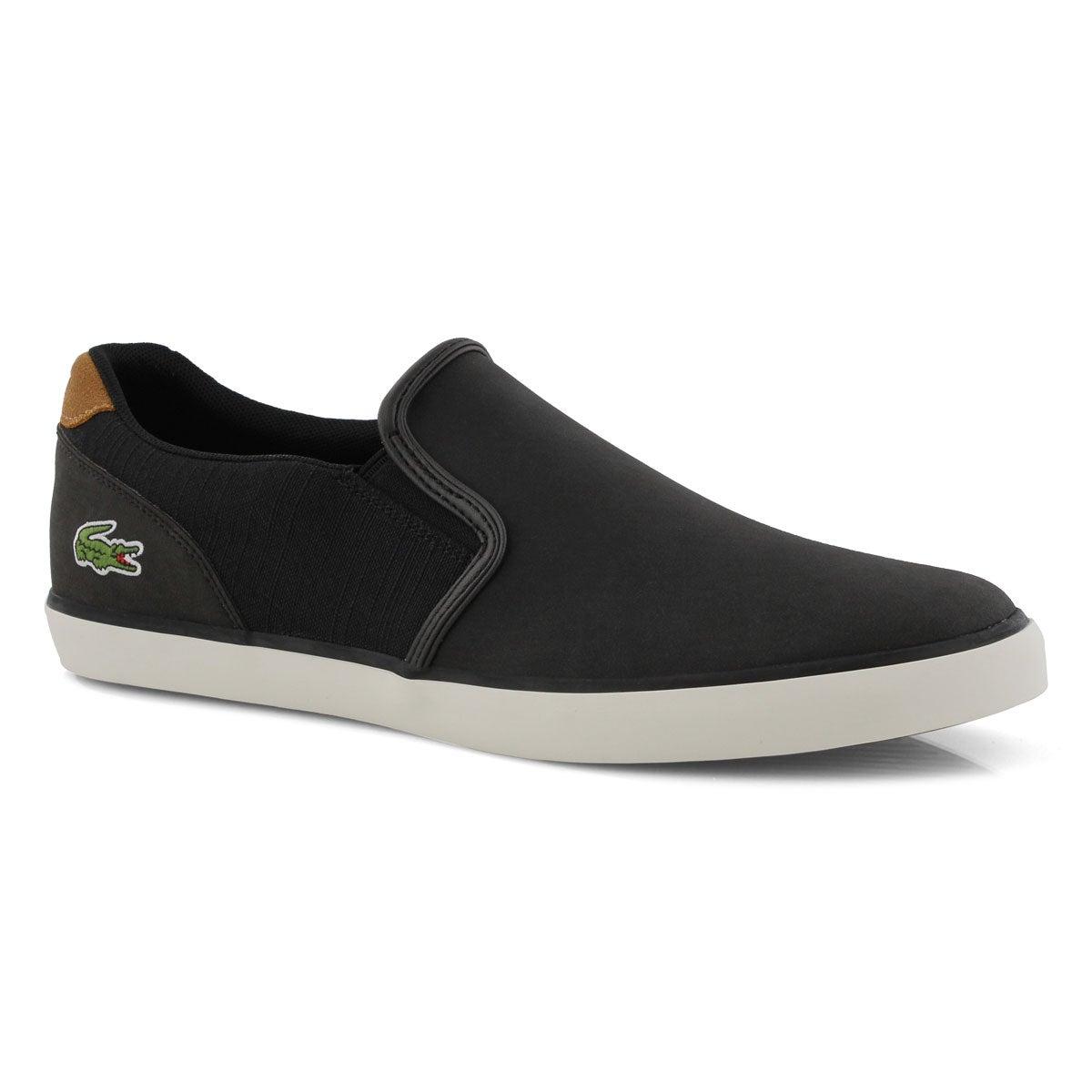 Mns Joueur Slip 119 2 black slip on