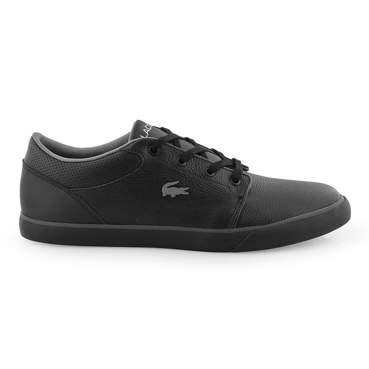 Mns Minzah 119 blk/blk lace up sneaker