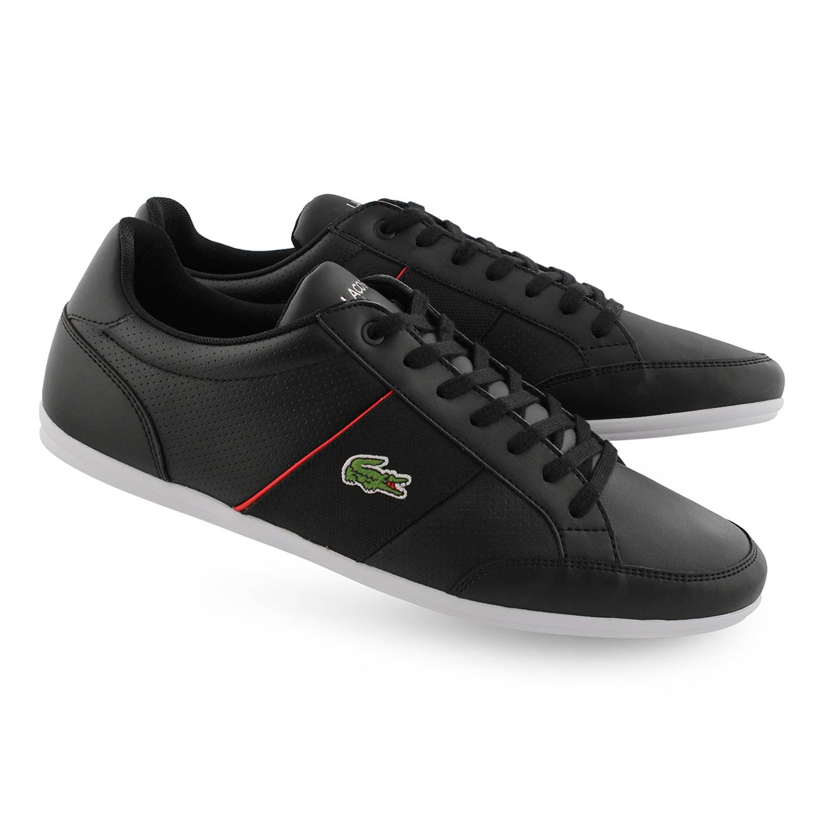 Mns Nivolor 119 1 P blk/red sneaker