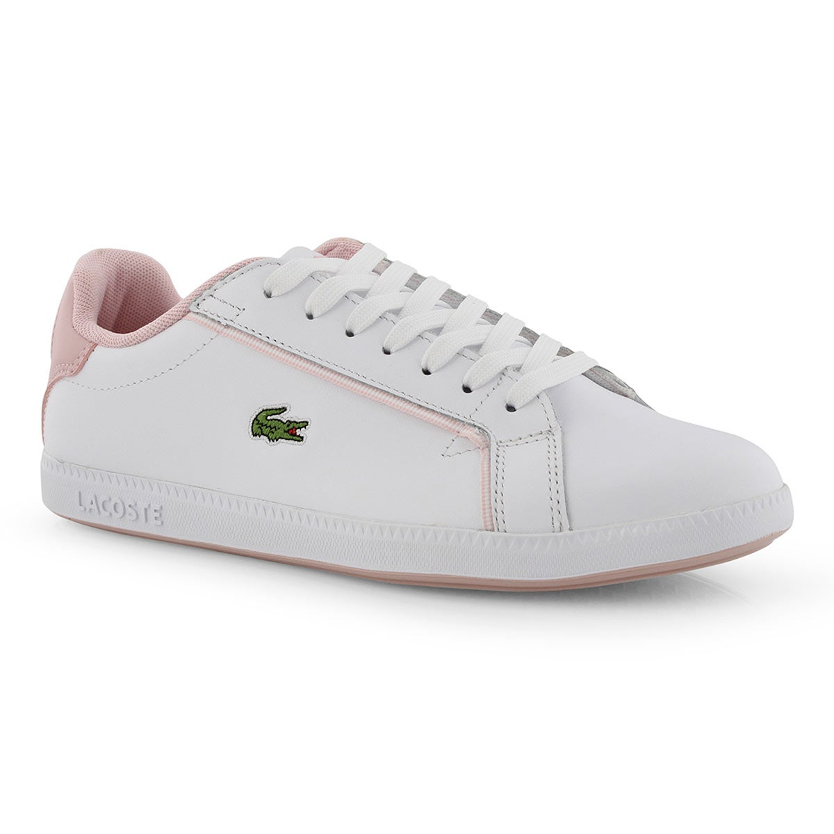 Lds Graduate 119 1 wht/pnk sneaker