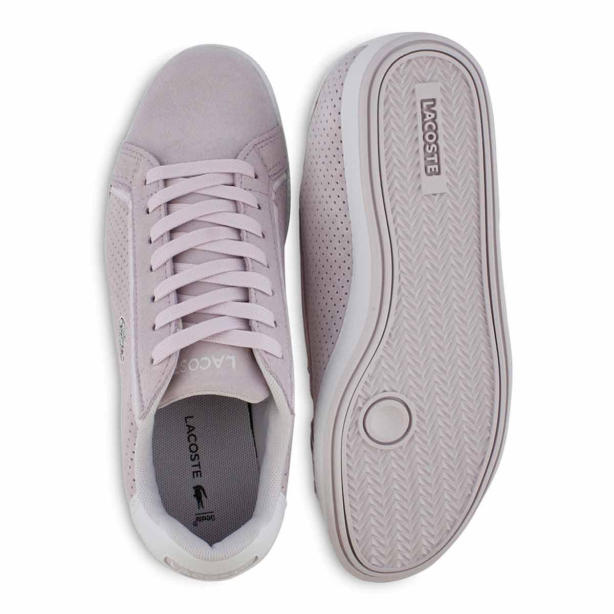 Lds Graduate 119 4 lt pur/wht sneaker