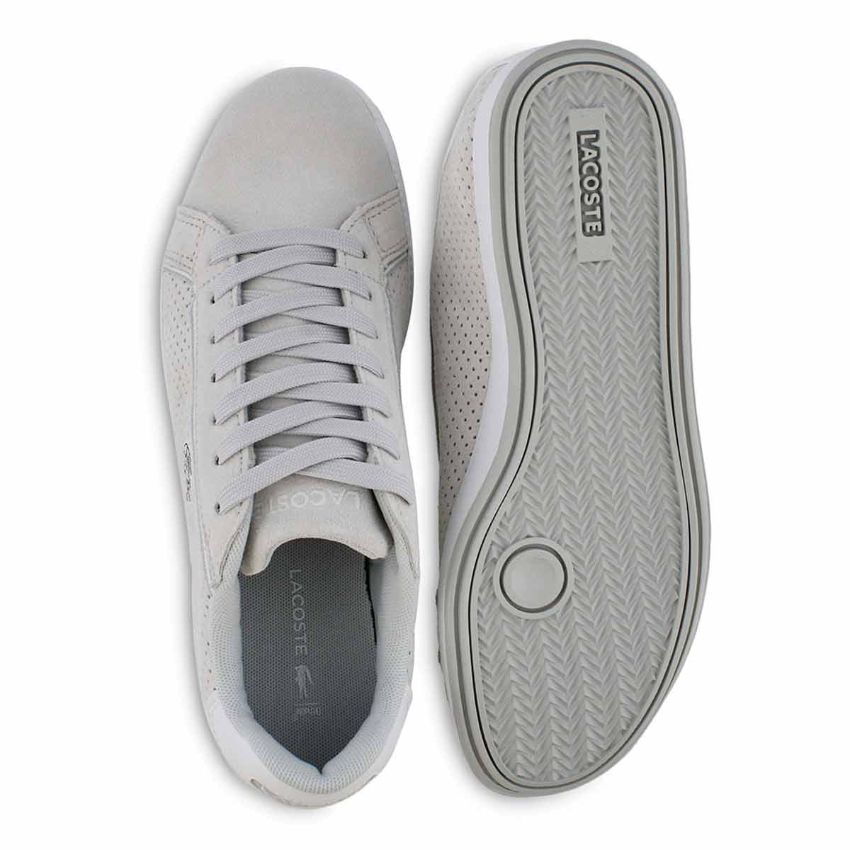 Lds Graduate 119 4 lt gry/wht sneaker