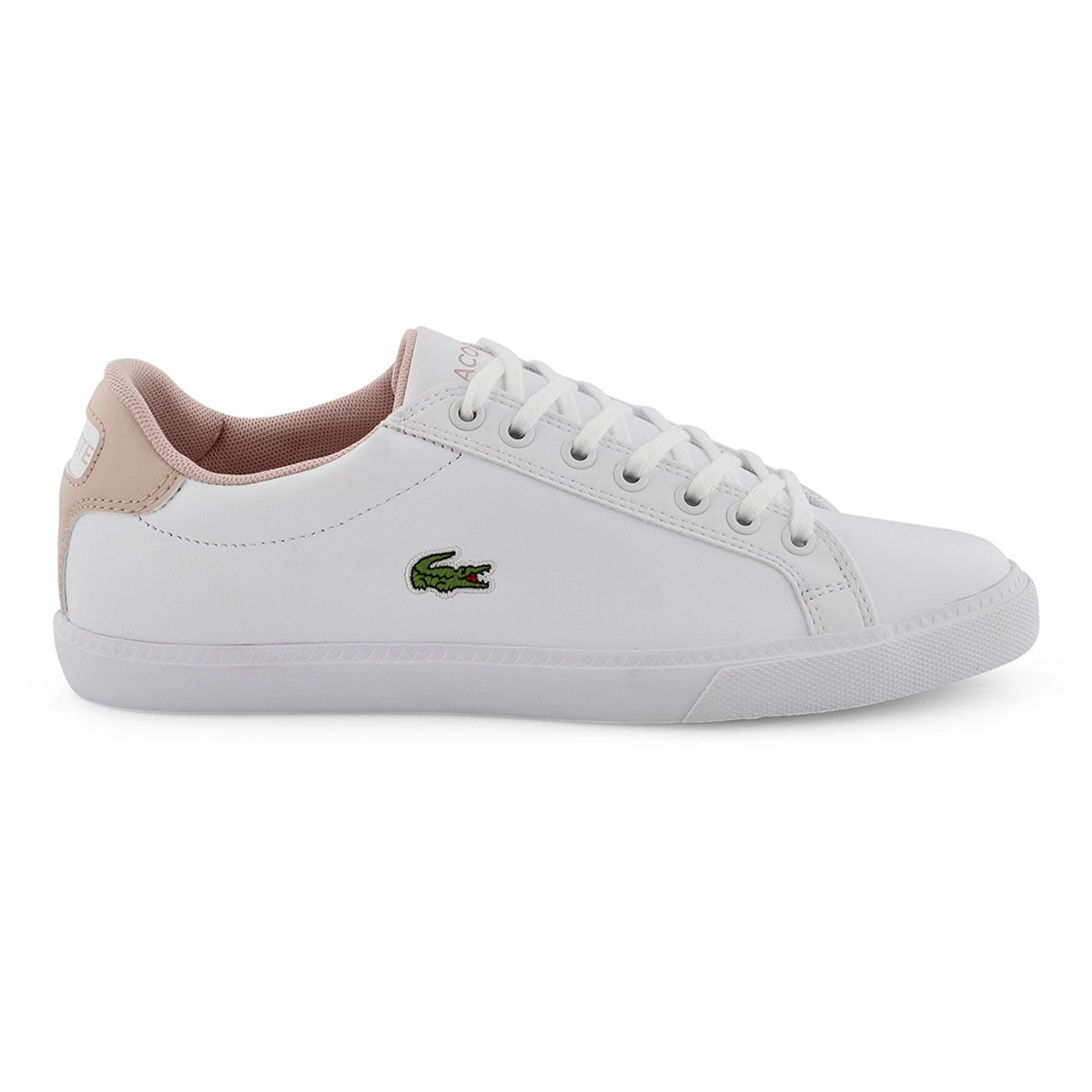 Lds Grad Vulc 119 2 P wht/lt pnk sneaker