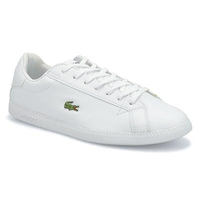Mns Graduate BL 1 wht/wht sneaker