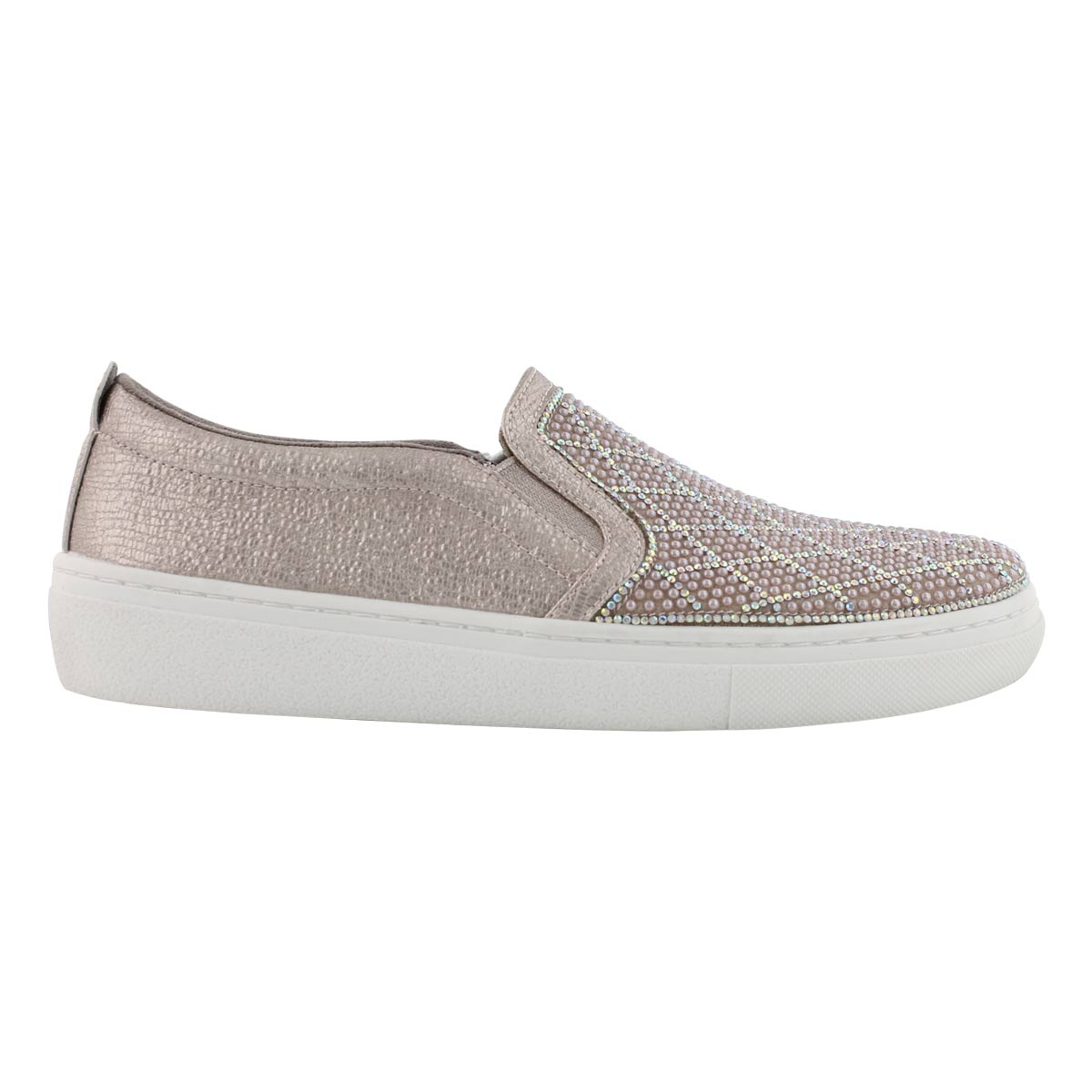 Lds Goldie Diamond Darling rs gd slip on