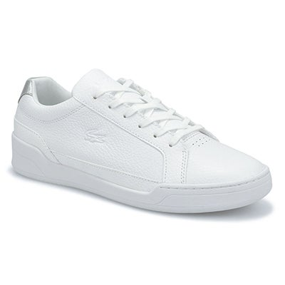 Mns Challenge 120 3 wht/slv sneaker