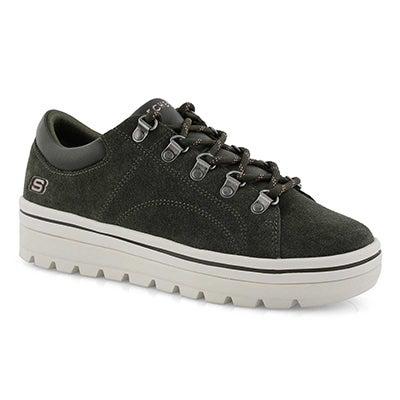Lds Street Cleats 2 olv fashion sneaker