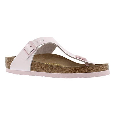 Birkenstock Women's GIZEH graceful rose thong sandals