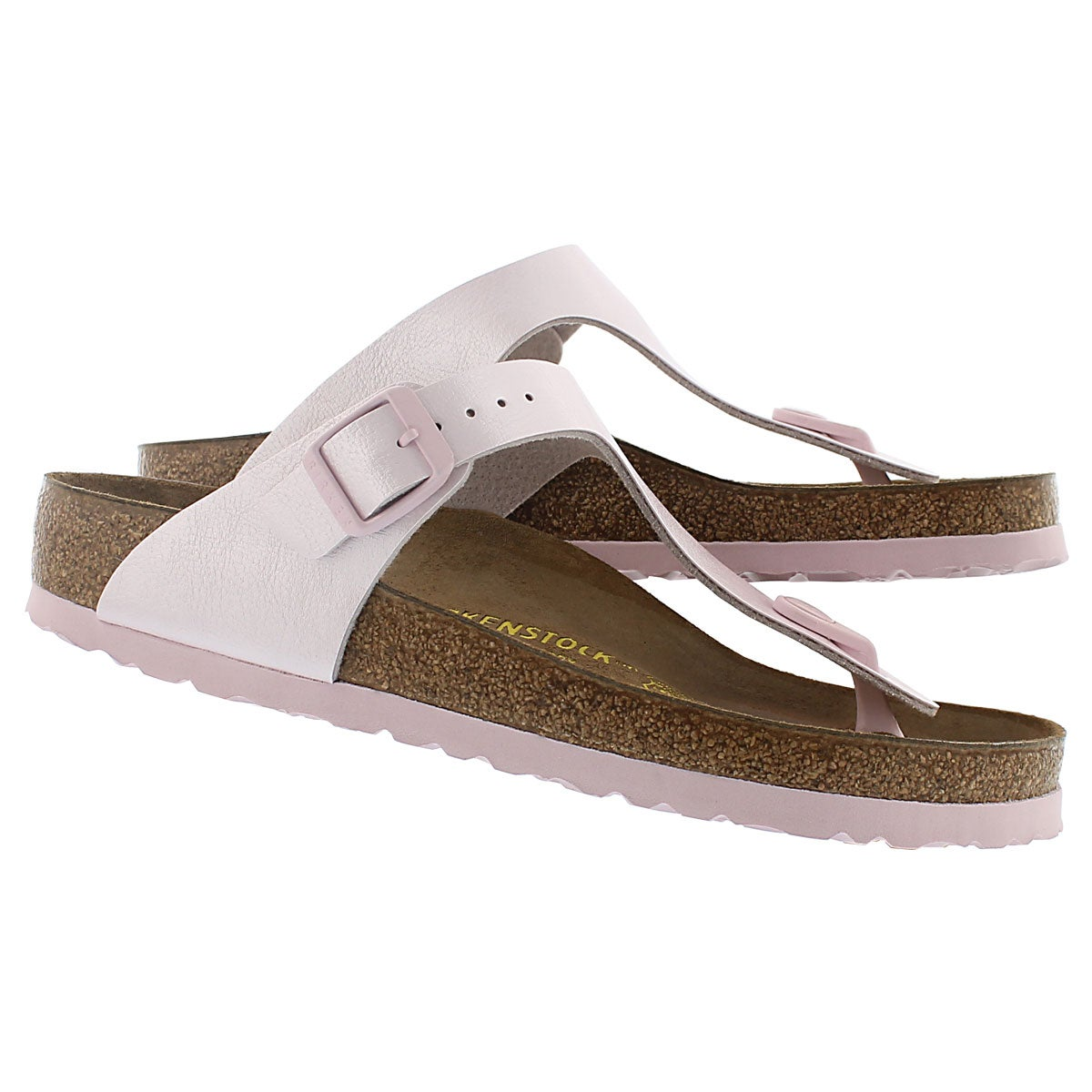 Lds Gizeh graceful rose thong sandal