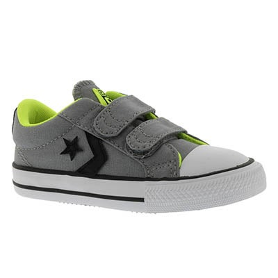 Inf Star Player EV 3V gry/yellow sneaker