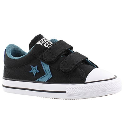 Infs CT Star Player EV2V blk/blu sneaker