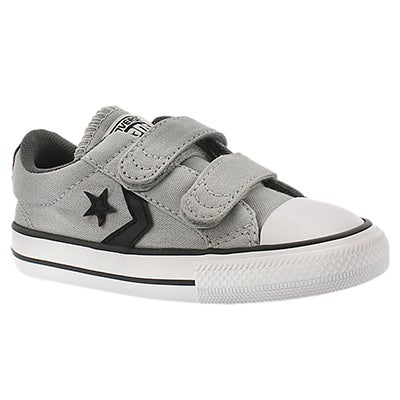 Inf CT Star Player EV V2 gry/blk sneaker
