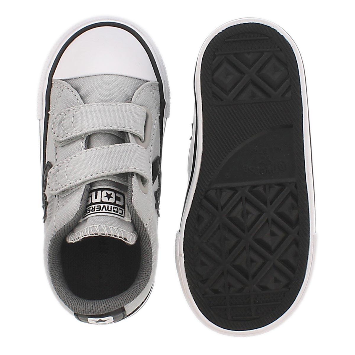 Inf CT Star Player EV V2 gry/blk sneaker