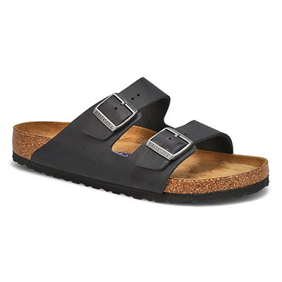 Birkenstock Women's ARIZONA SF 2 strap leather sandals