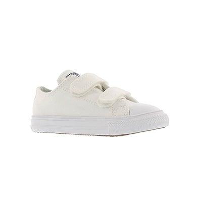 Inf CTAS II 2V wht/nvy sneaker