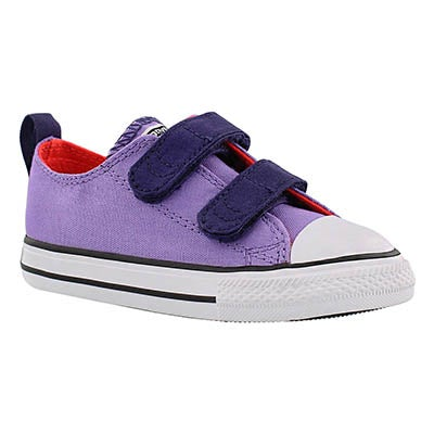 Inf CT AS 2V lilac/eggplant sneaker