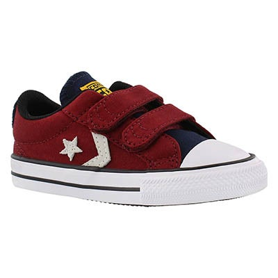 Infs Star Player 2V red/wht sneaker