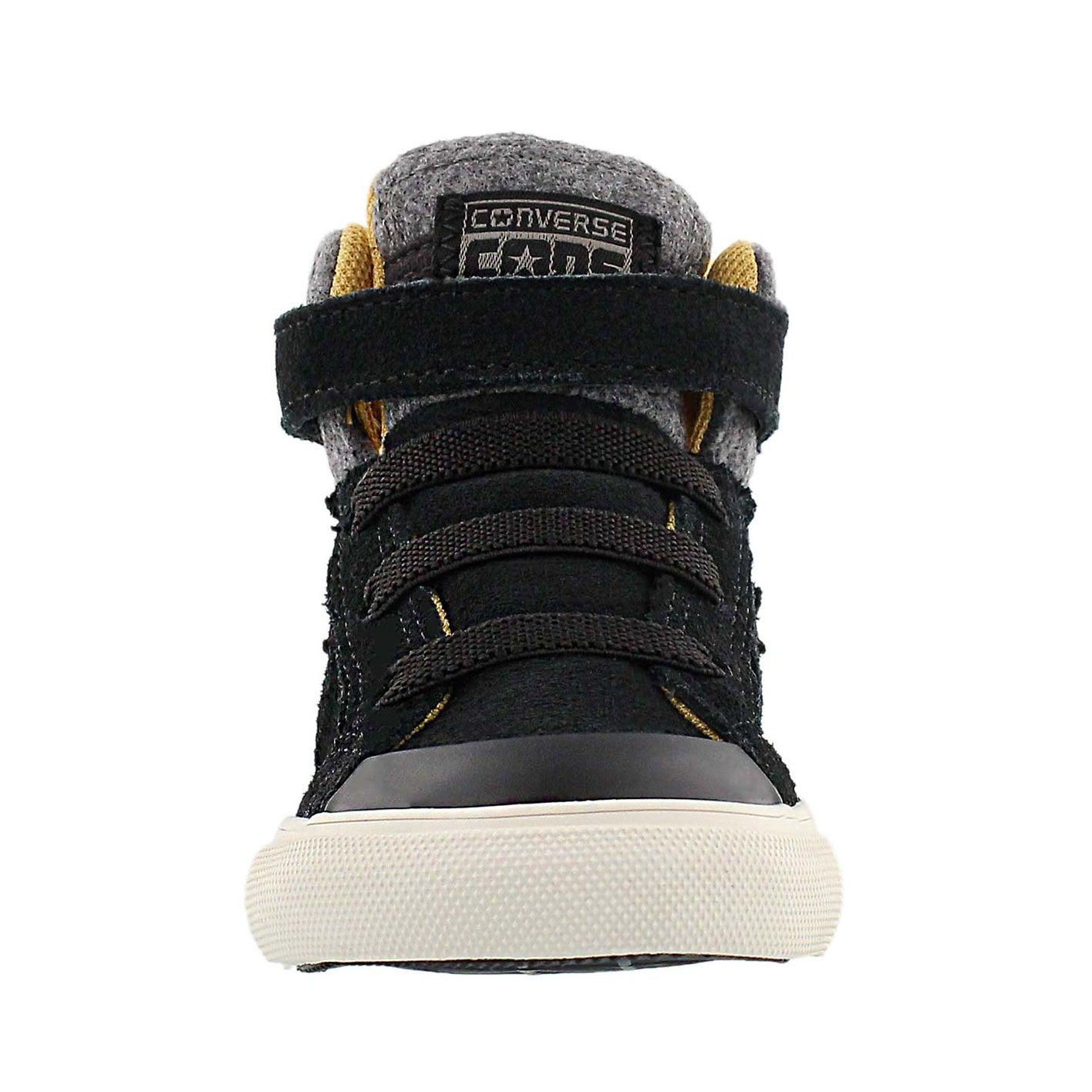 Infs Pro Blaze Strap blk hi top sneaker