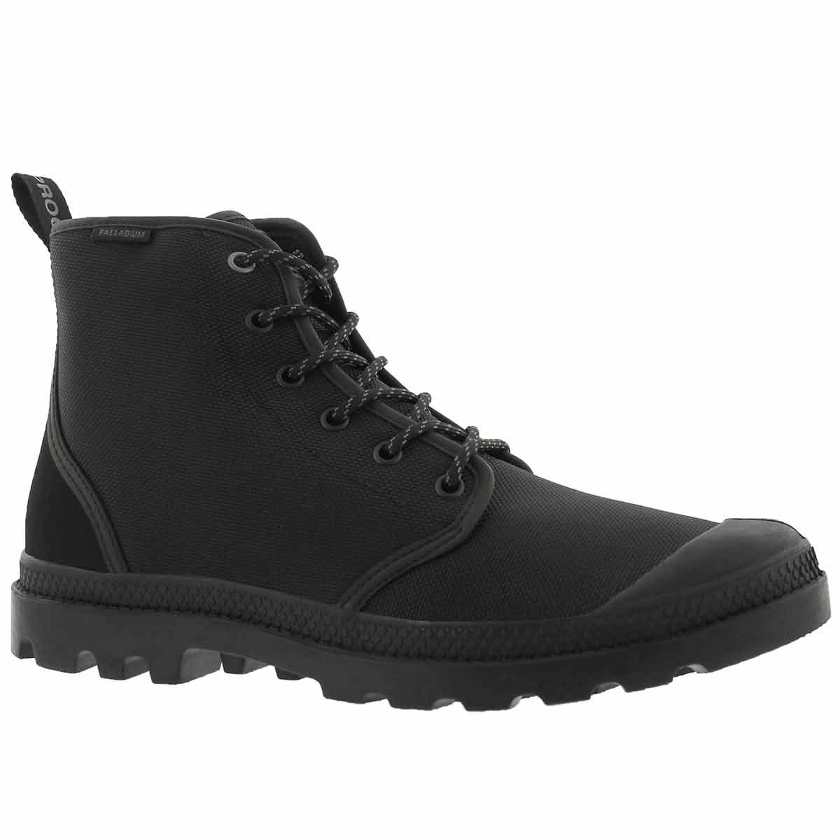 Men's PAMPA HI ORIGINAL wp black ankle boots