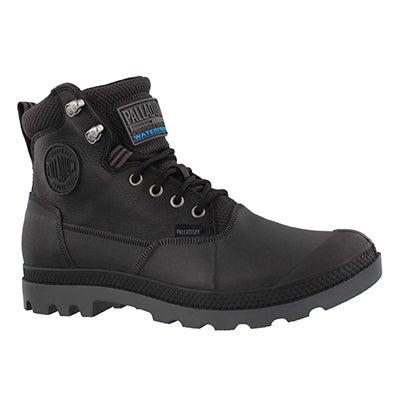 Mns Sport Cuff 2.0 wtpf blk ankle boot
