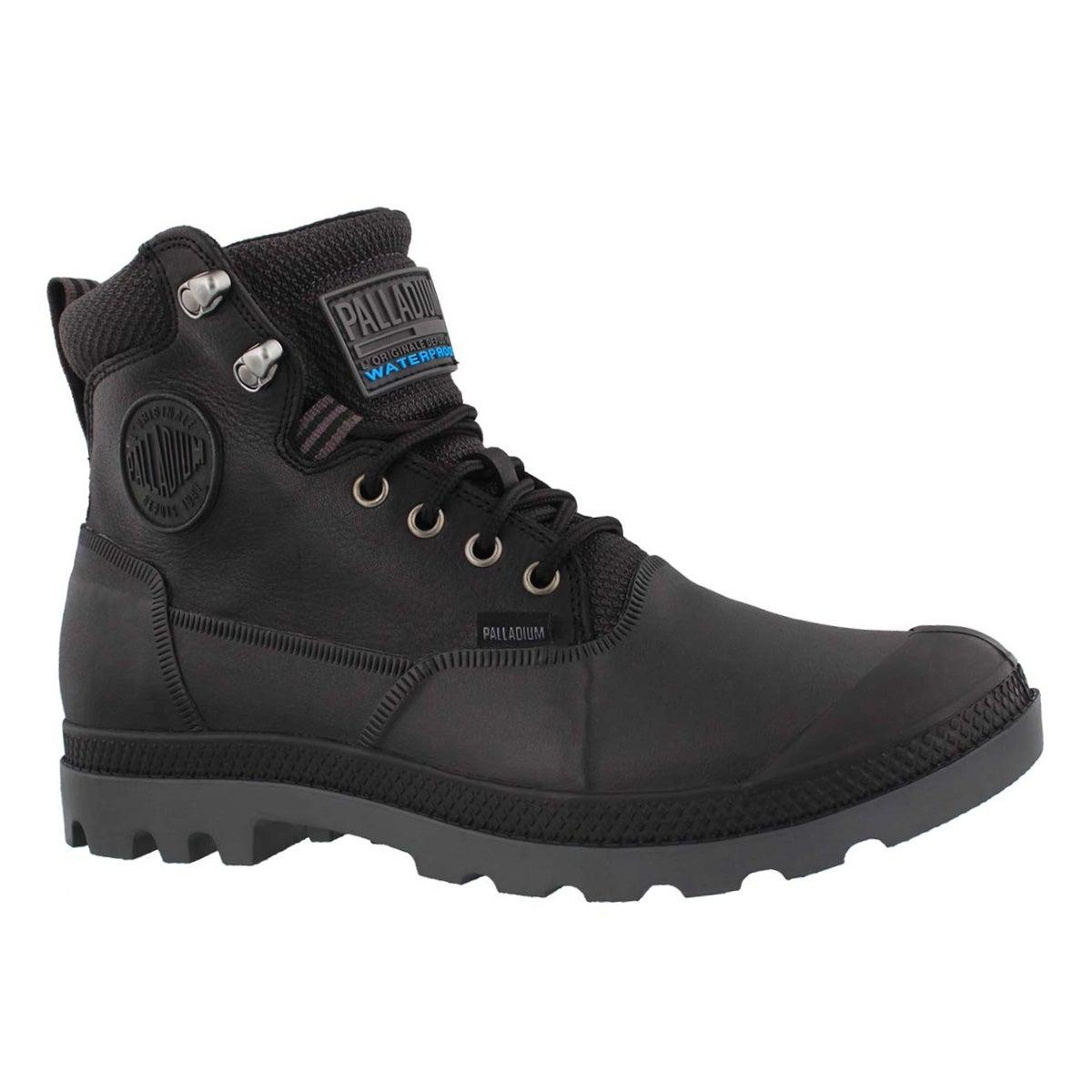 Men's SPORT CUFF 2.0 waterproof blk ankle boots