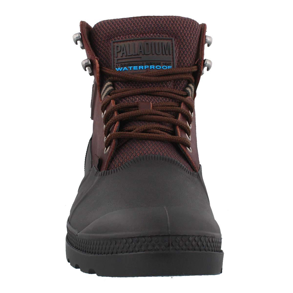 Mns Sport Cuff 2.0 wtpf rock ankle boot