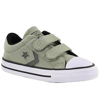 Infs-b CTStarPlayer2V sage/olv sneaker