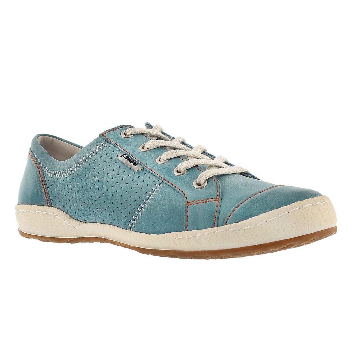 Lds Caspian lagoon lace up shoe