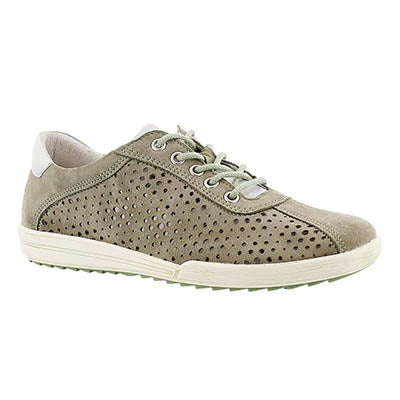 Josef Seibel Women's DANY 49 sage perforated sneakers