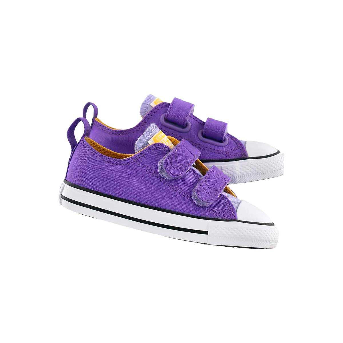 Infs-g CT AS 2V bright violet sneaker