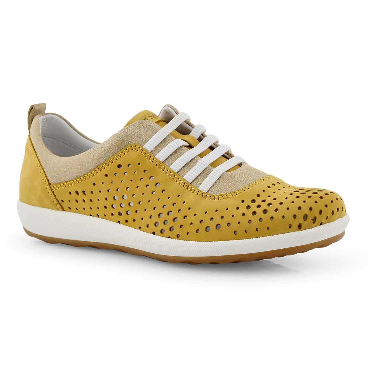 Lds Viola 01 saffron casual sneaker