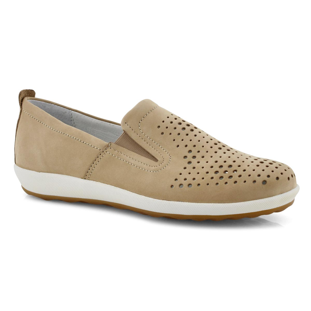 Lds Viola 07 nature casual slip on shoes