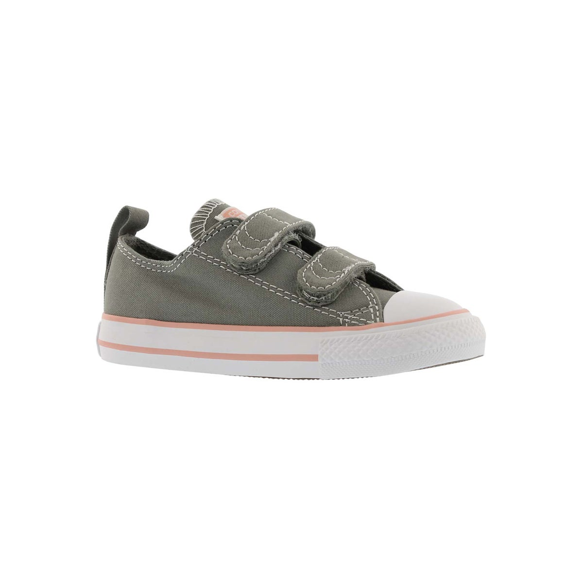 Infants' CT ALL STAR 2V stucco/coral sneakers