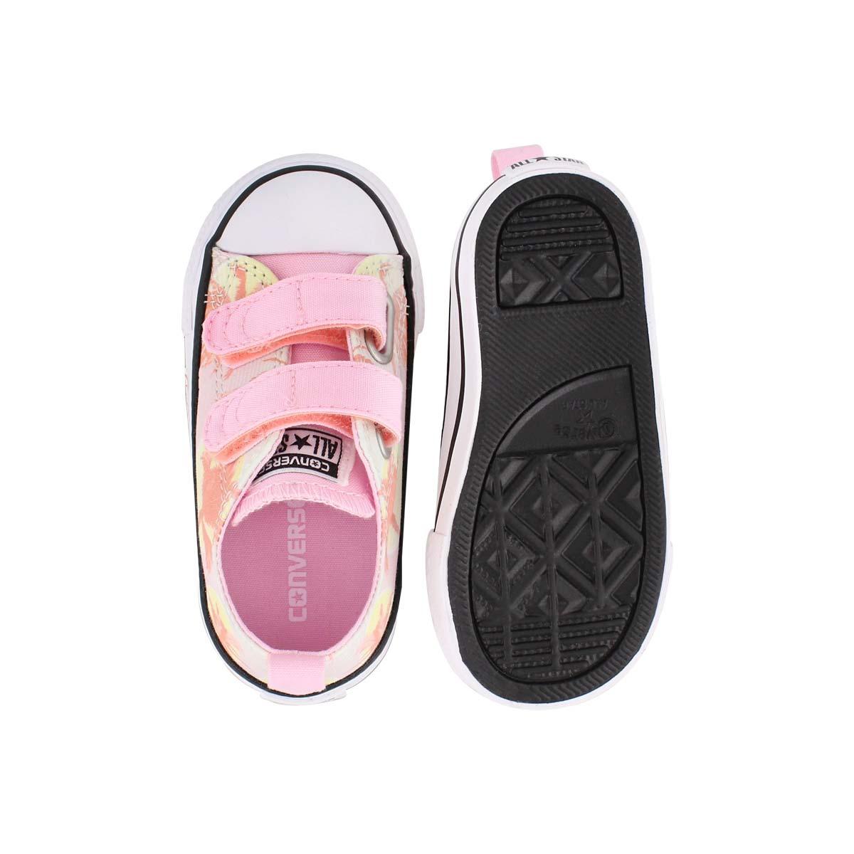 Infs-g CT AS 2V green/cherry sneaker
