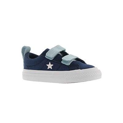 Infs-g One Star 2V nvy/wht  sneaker