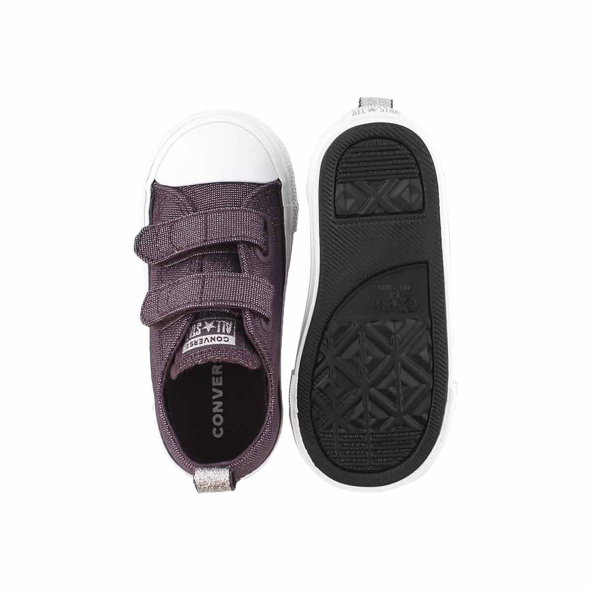 Infs-g CTAS 2V dusk purple sneaker