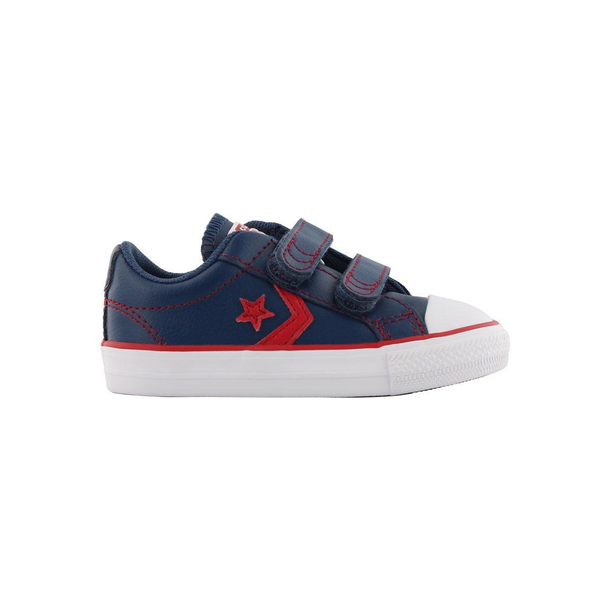 Infs-b CT Star Player 2V blu/red sneaker