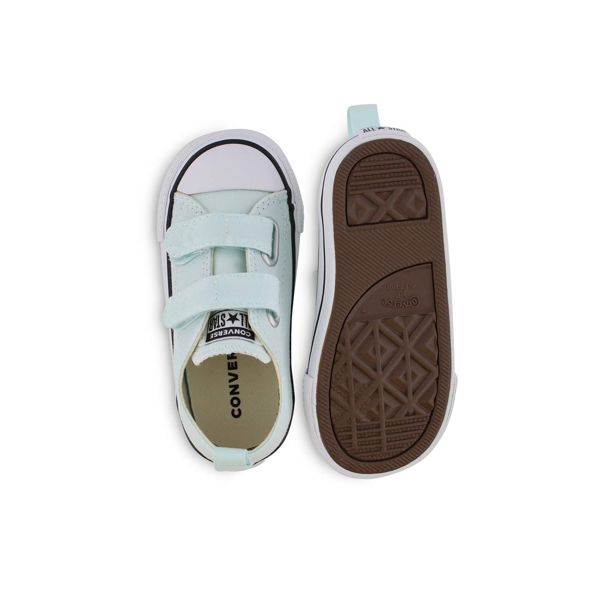 Inf-g CTAS Seasonal teal/ivory sneaker