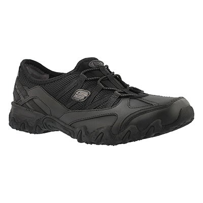Skechers Work Women's COMPULSIONS INDULGENT non-slip work shoes