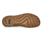 Lds Debra 19 blue casual 2 strap sandal