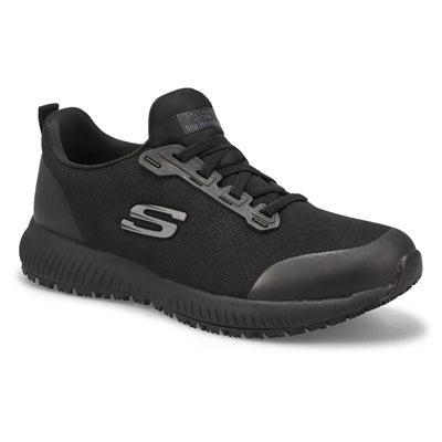 Chaussure, Squad, noir, femmes