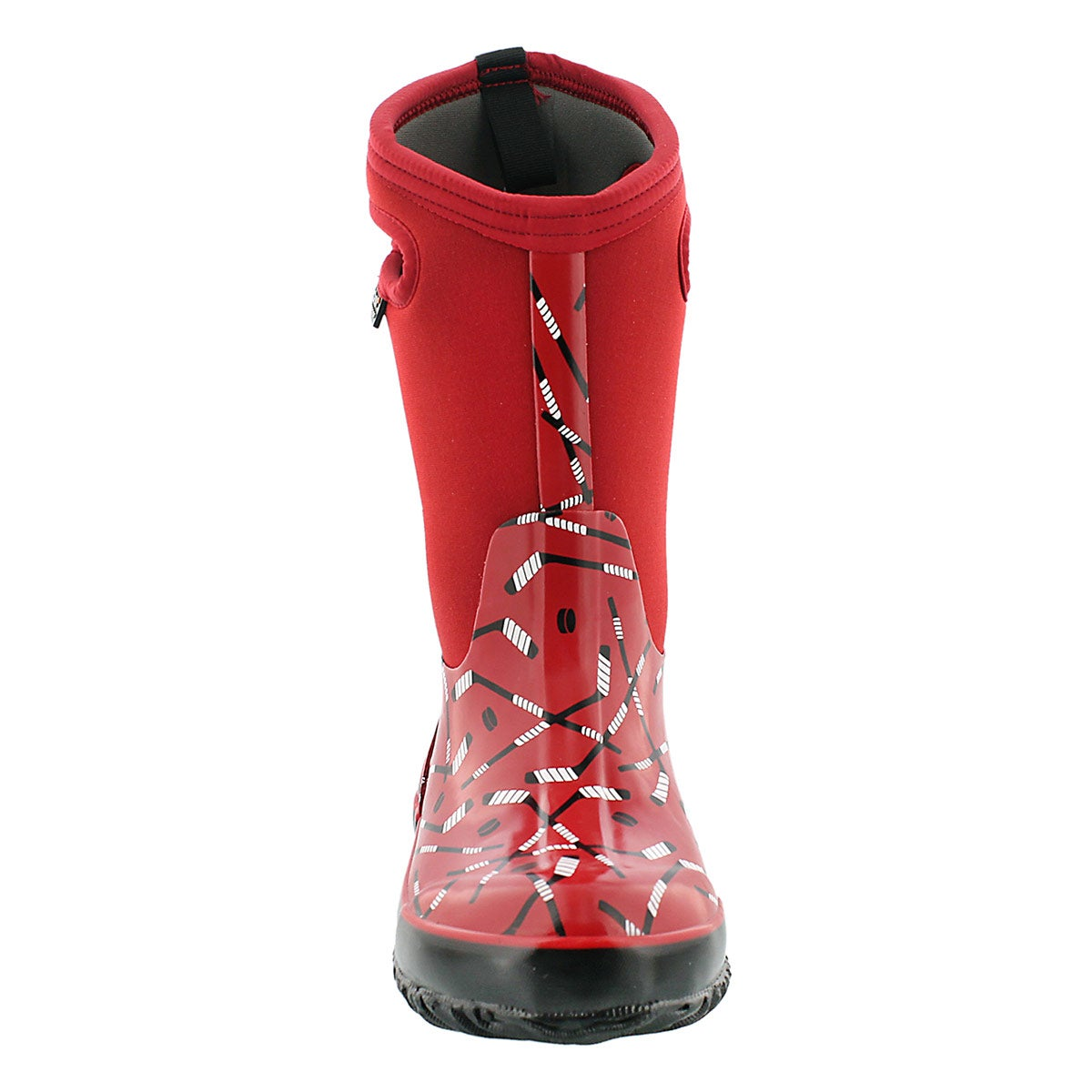 Bys Classic Hockey chili pepper boot