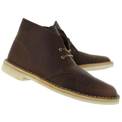 Clarks Men's ORIGINALS DESERT BOOT beeswax boots