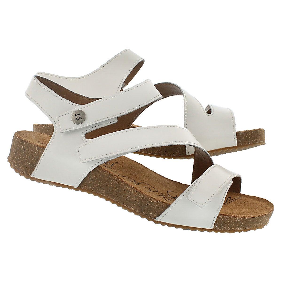 Lds Tonga 25 white casual sandal