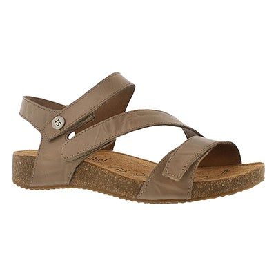 Josef Seibel Women's TONGA 25 beige casual sandals