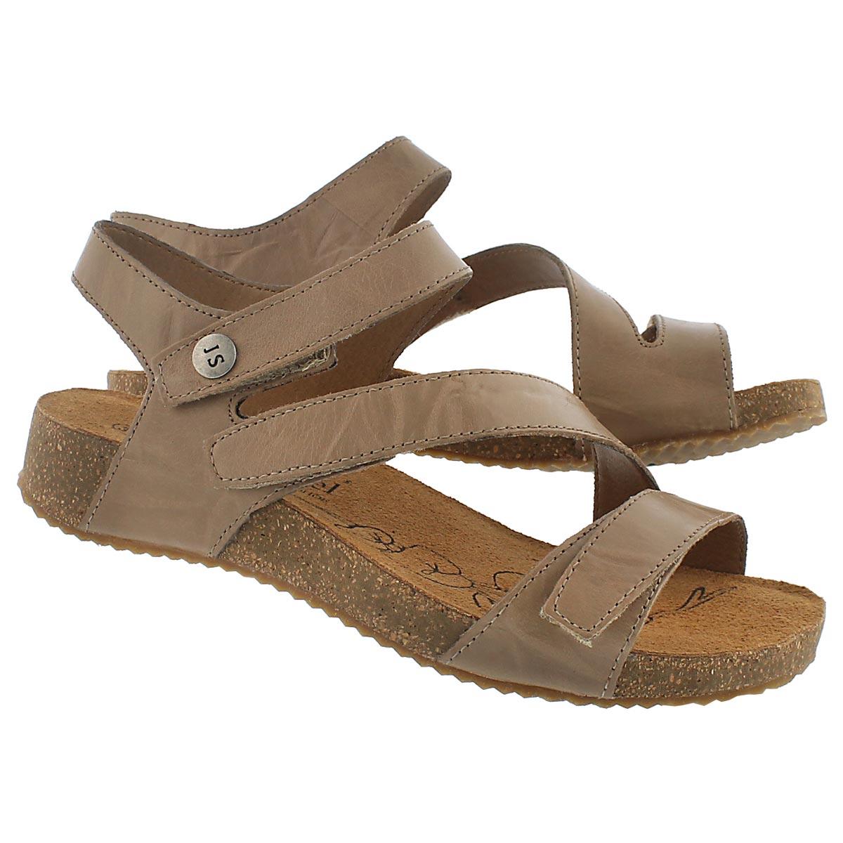 Lds Tonga 25 beige casual sandal