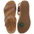 Lds Tonga 25 camel casual sandal