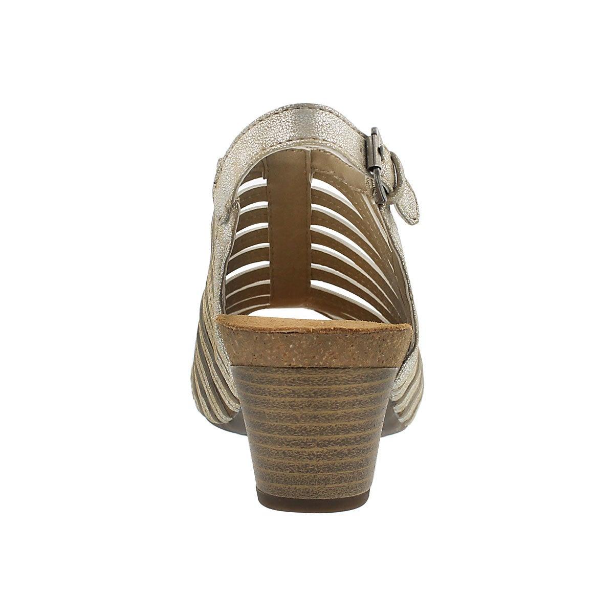 Sandale habillée Ruth 21, naturel, femme