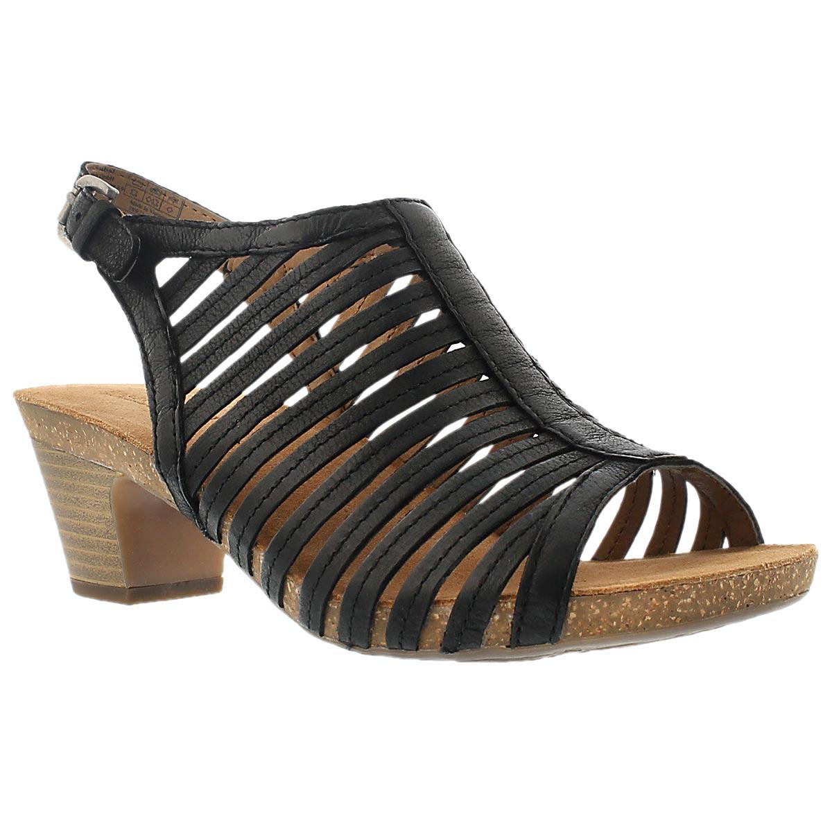 Sandale habillée Ruth 21, noir, femme