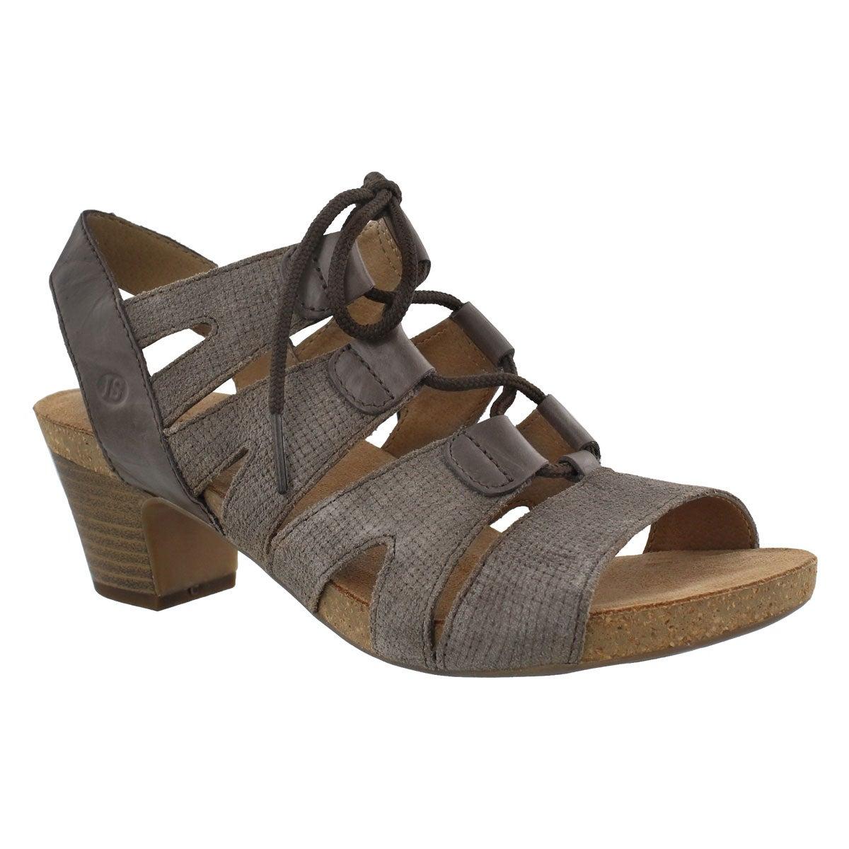 Women's RUTH 29 asphalt dress sandals
